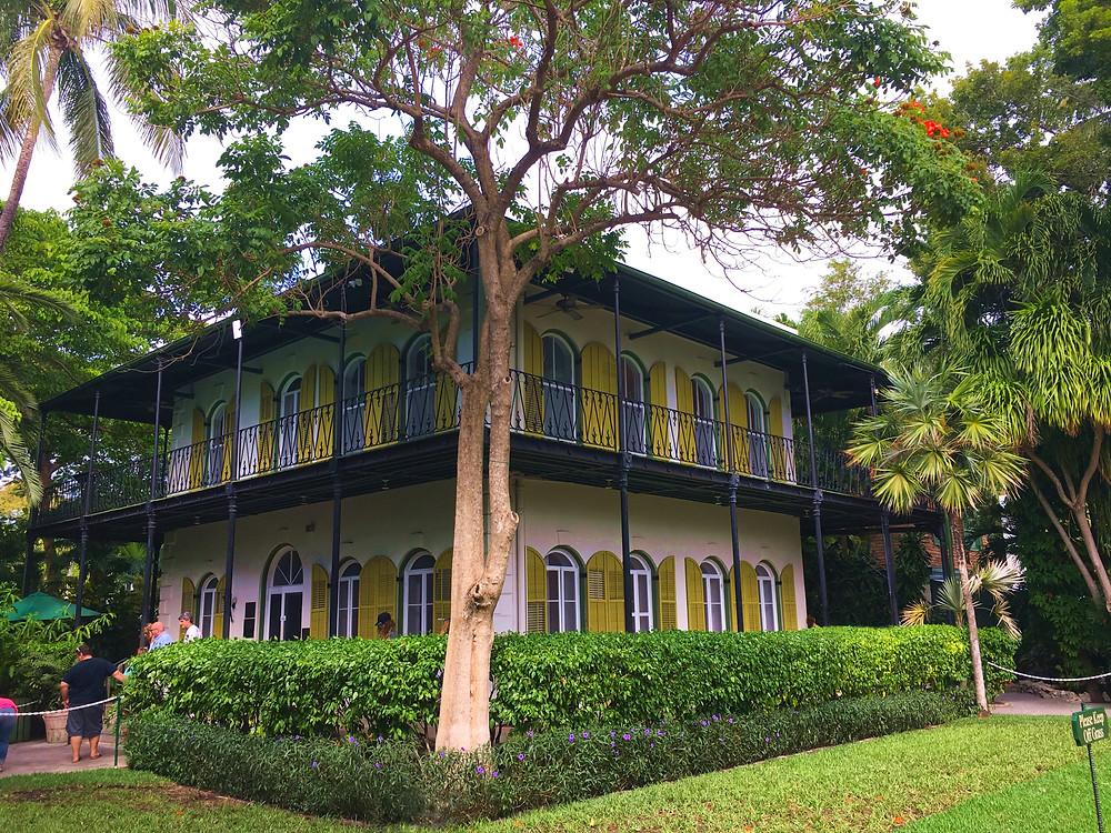 Hemingway House Key West Travel