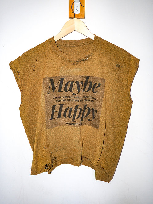 10/50 - Are You Happy? #5 - M