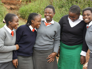 Pilot of Gentr at Petals High School (Kangemi, Kenya)