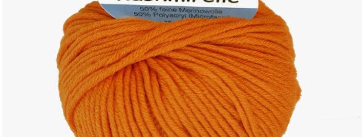 """Loop-Schal """"QUÉBEC"""" - orange"""