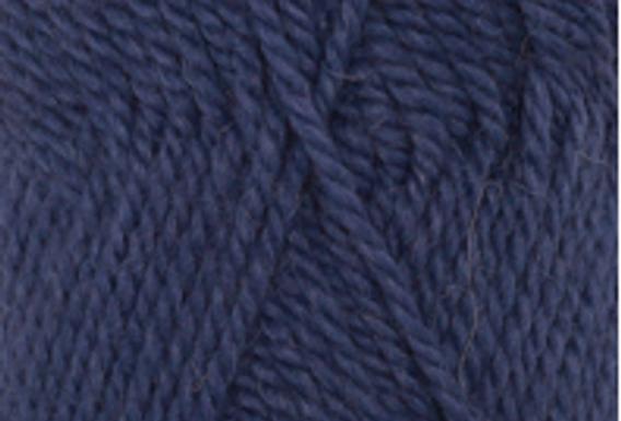 """Decke """"IQALUIT"""" - königsblau"""