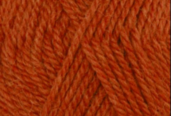 """Decke """"IQALUIT"""" - orange"""