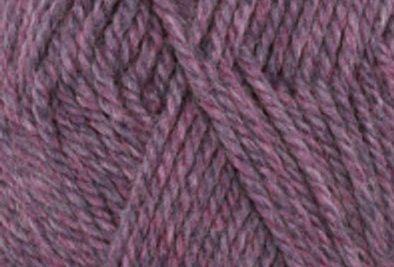 """Decke """"IQALUIT"""" - violett"""