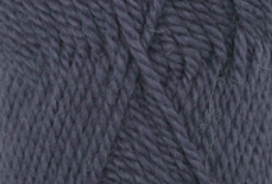 "Decke ""IQALUIT"" - jeansblau"