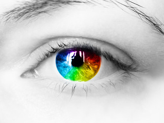 There Are Advantages To Color Blindness