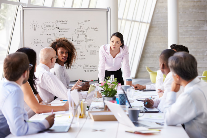 Influence: How To Get Noticed In Meetings