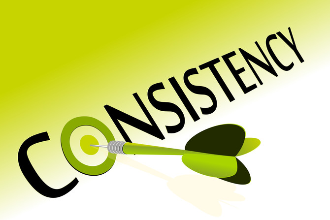 Why Consistency is Crucial