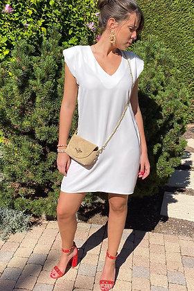 Robe SOELIE blanc