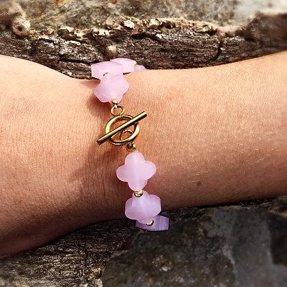 Bracelet Trèfle Bonheur