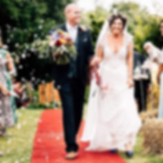 A celebrant wedding can take place anywhere, at any time and include anthing you wish.