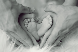 A naming ceremony is a beautiful ceremony for a child of any age.
