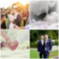I create and deliver Wedding ceremonies, Naming ceremonies and Vow renewals.