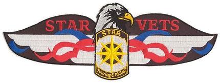 STAR VETS wings