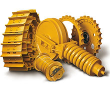 Yellow ring and pinion gears