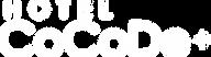 ホテルココデプラスのロゴマーク