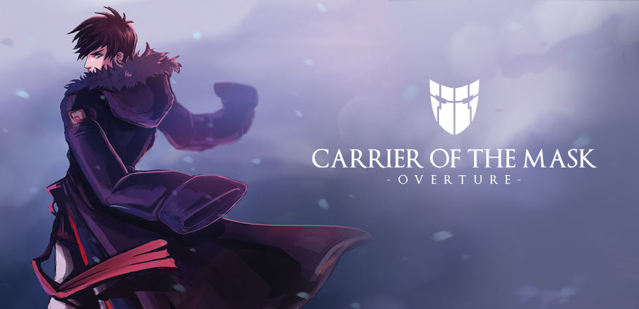 Coverimage Carrier of the Mask: Overture