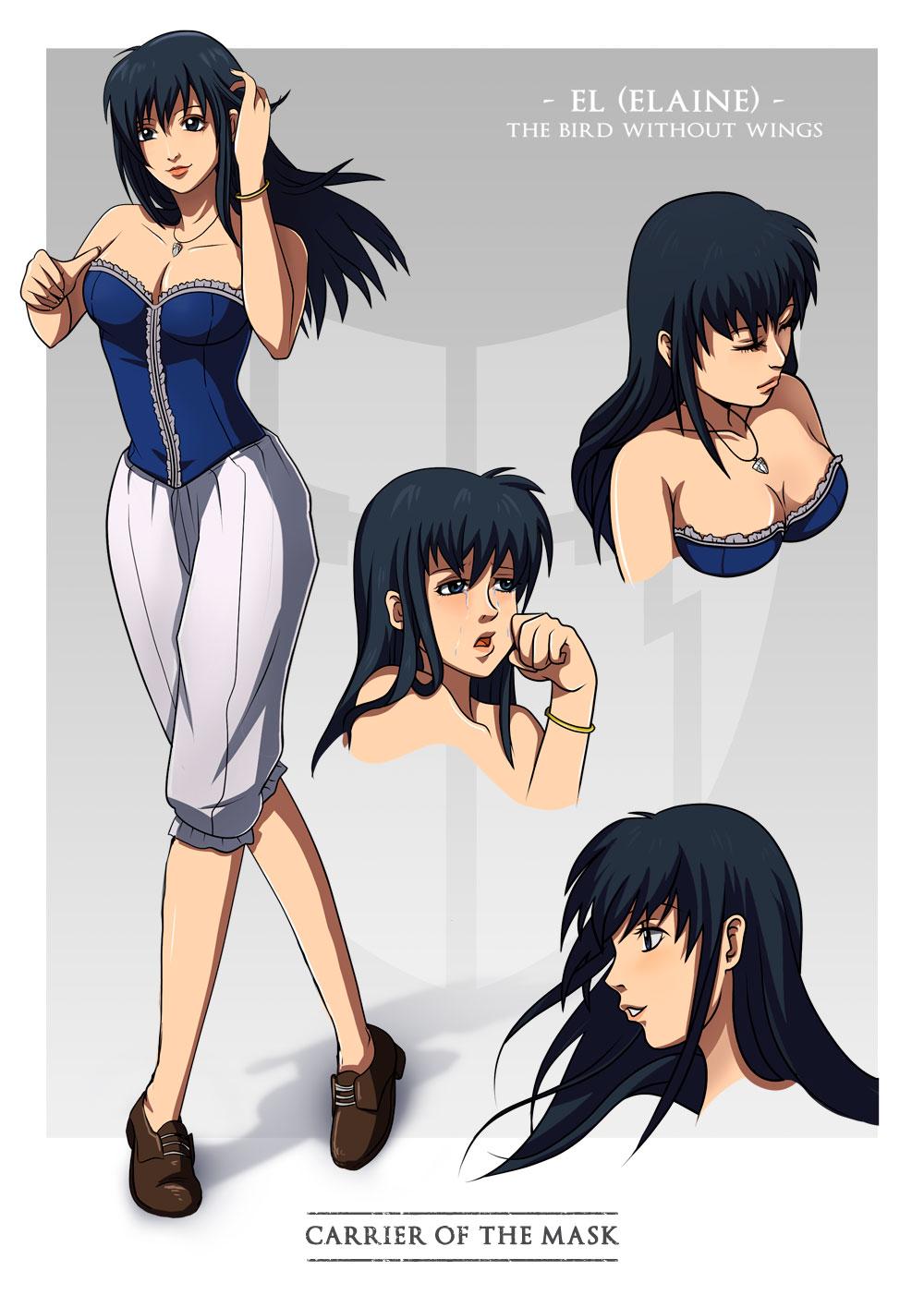 Elaine Character Sheet