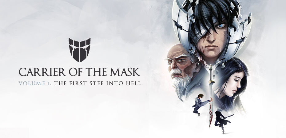 Coverimage Carrier of the Mask: Volume 1