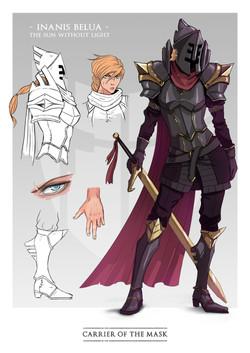 Belua Character Sheet