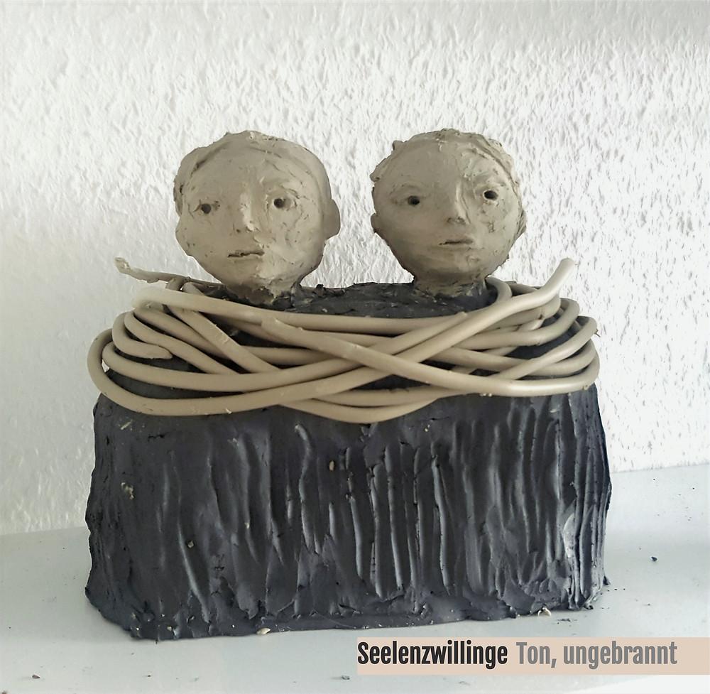 Psyche Seele verlorener Zwilling Seelenarbeit psychische Gesundung