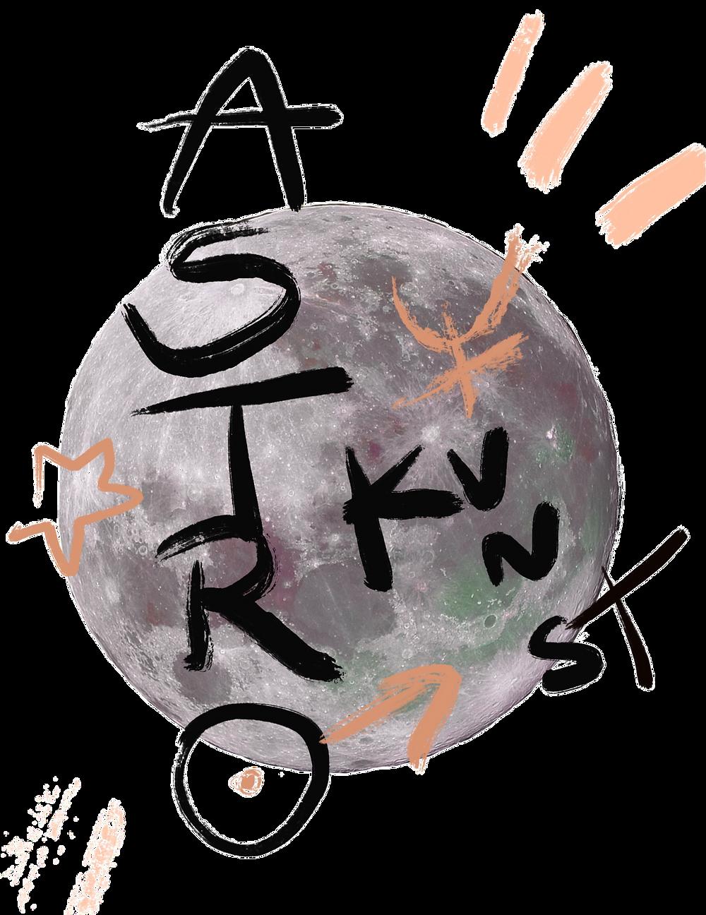 Logo Astrokunst