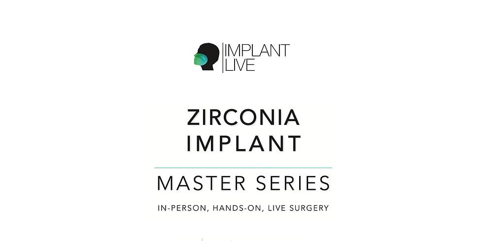 Metal Free Implants: Master Series