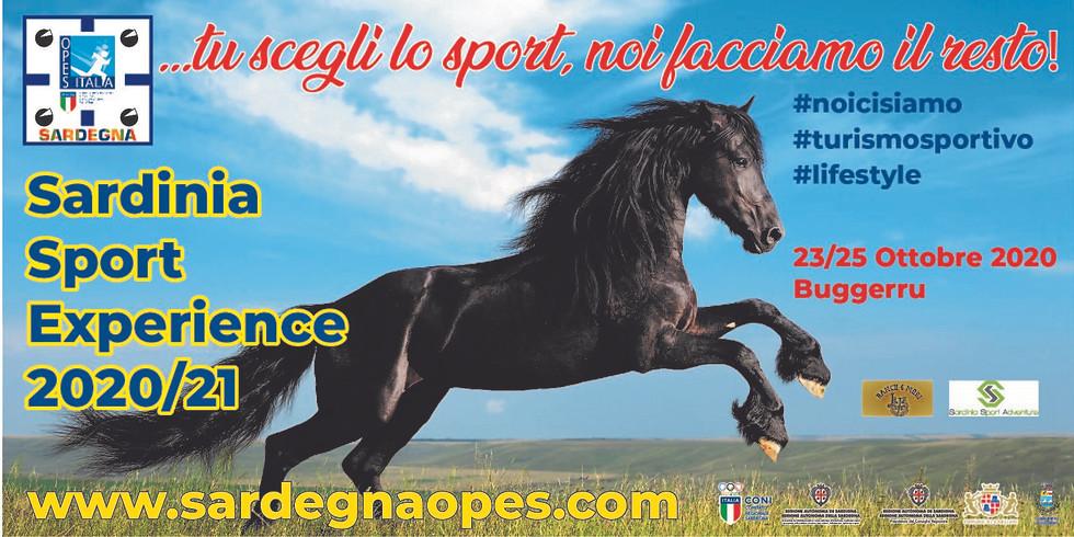 Sardinia Sport Experience Buggerru 2020
