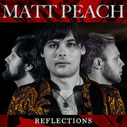 Peach Reflections Digital Cover 2019 Upd