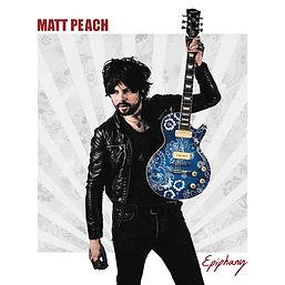 Matt Peach - Epiphany - Digital Cover 30