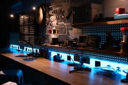 Electronics Panel LED
