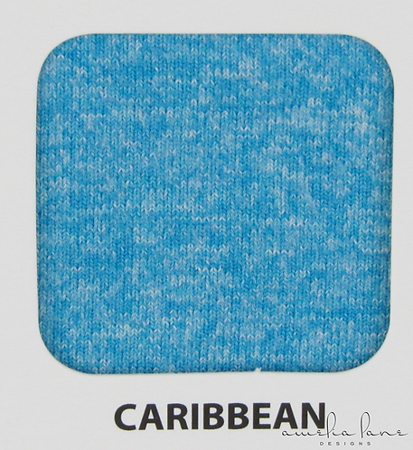 Caribbean - Athletic Brushed Poly - 190GSM - PRE-ORDER