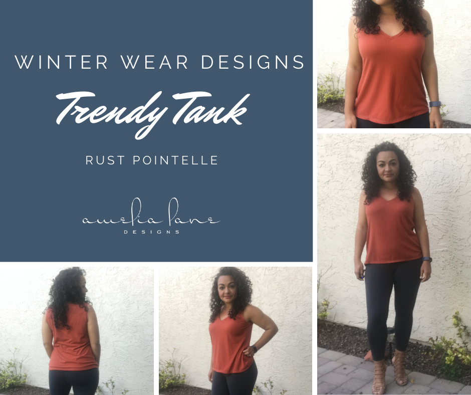 Blog Challenge Head To Head Six Free Tank Patterns