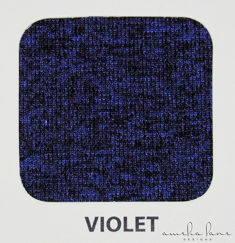 Violet - Athletic Brushed Poly - 190GSM - PRE-ORDER