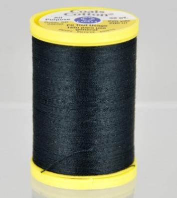 Black -  All Purpose Thread - 225 yards