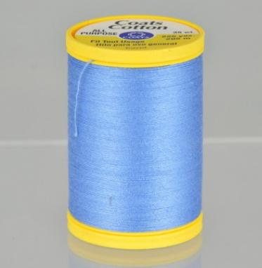 Medium Blue - All Purpose Thread - 225 yards