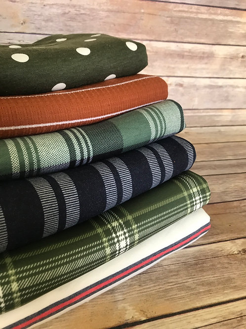 Need Them All! Stripes, Plaids and Polka Dots