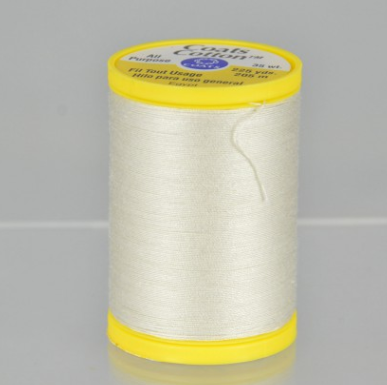 Natural - All Purpose Thread - 225 yards