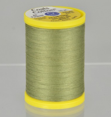 Green Linen - All Purpose Thread - 225 yards