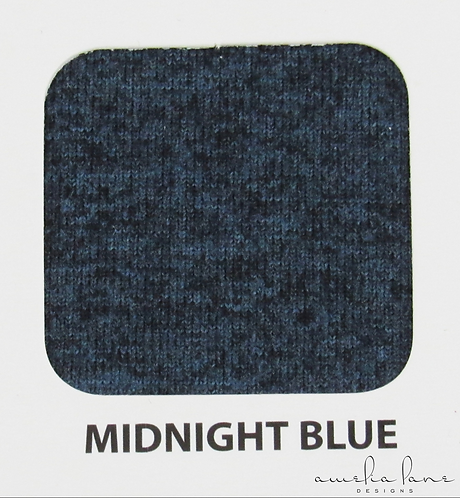 Midnight - Athletic Brushed Poly - 190GSM - PRE-ORDER