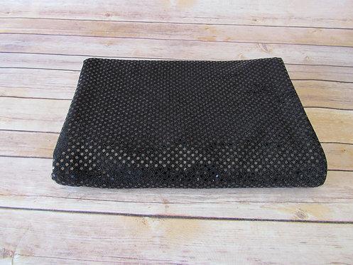 Designer Cuts - 8 - Black Sequin
