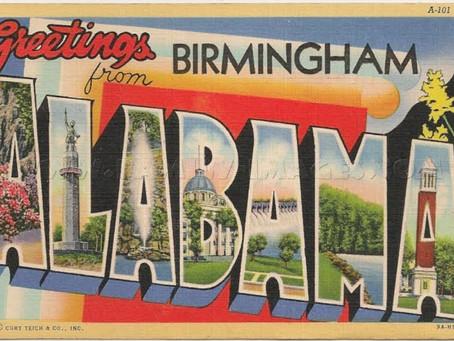 The Bus to Birmingham