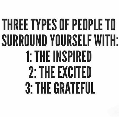 Only these three!