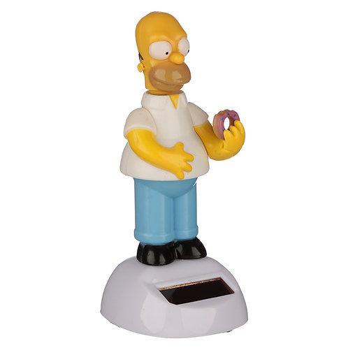 Licensed Homer Simpson Solar Powered Pal