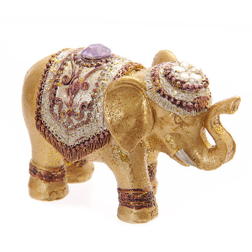 Cute Mini Collectable Elephant Incense Stick Holder