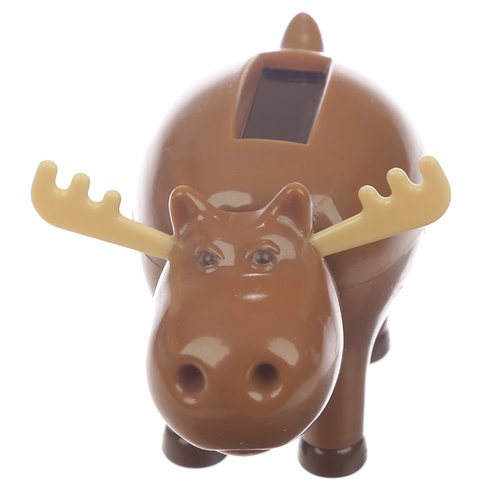 Collectable Moose Solar Powered Pal