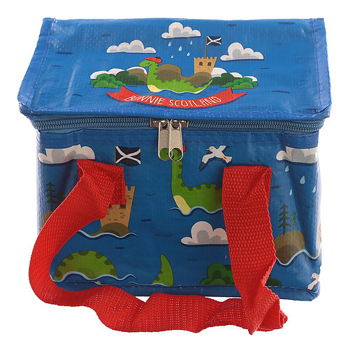 Scottish Piper Design Lunch Box Cool Bag