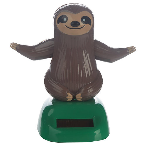 Collectable Sloth Solar Powered Pal