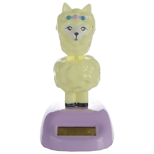 Collectable Llama Solar Powered Pal