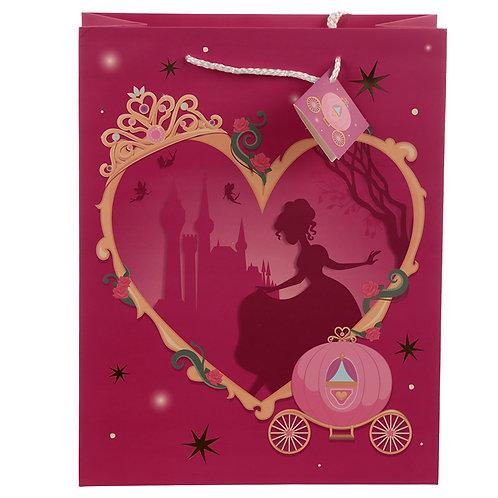 Happy Birthday Princess Design Large Gift Bag