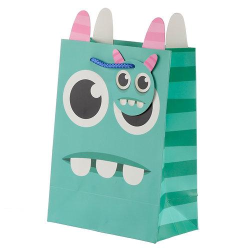 Monster Monstarz Design Medium Gift Bag